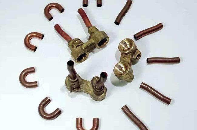 brass cast pipe