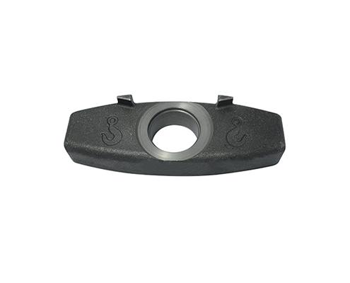 cast iron fulcrum bearing