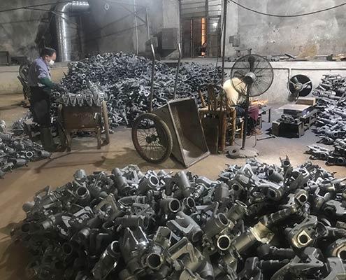 forklift casting parts
