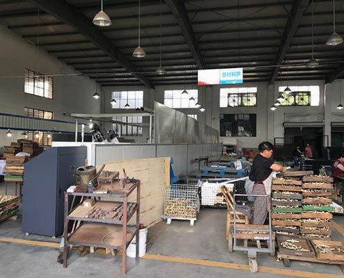 heat exchanger manufacturing