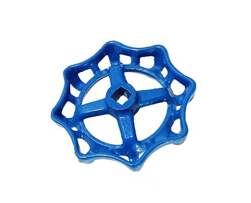 iron casting valve handle
