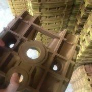 sand casting mold