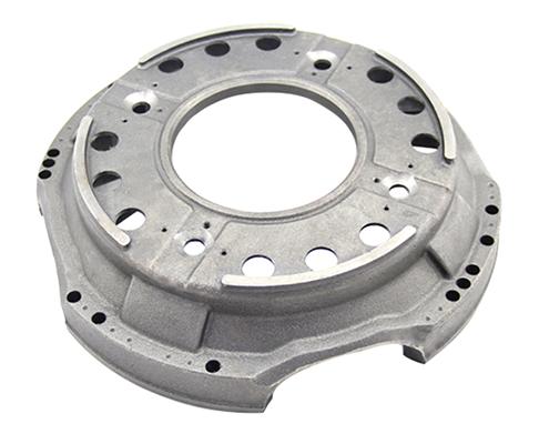 Auto pressure shell