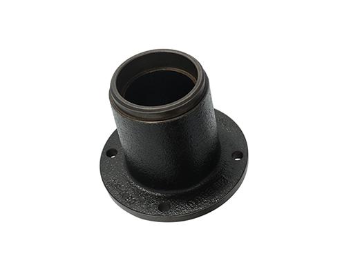 cast iron Wheel hub shell