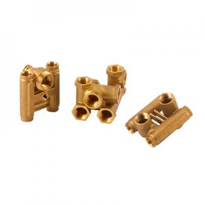 copper connector part