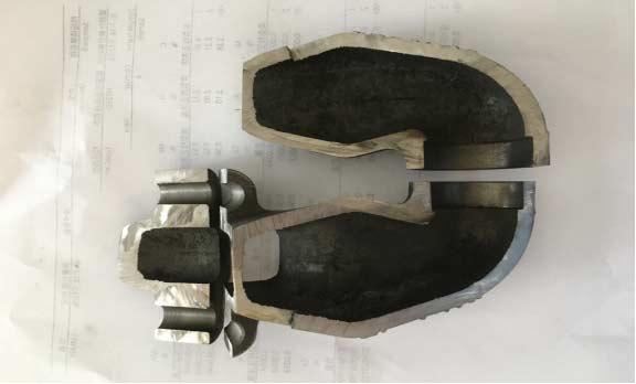 Destructive Inspection for casting parts